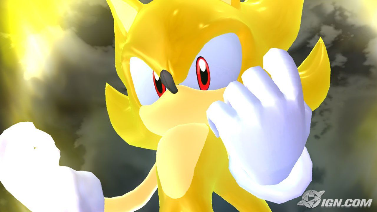 Sonic the Hedgehog crashes headlong into battle! When talking about