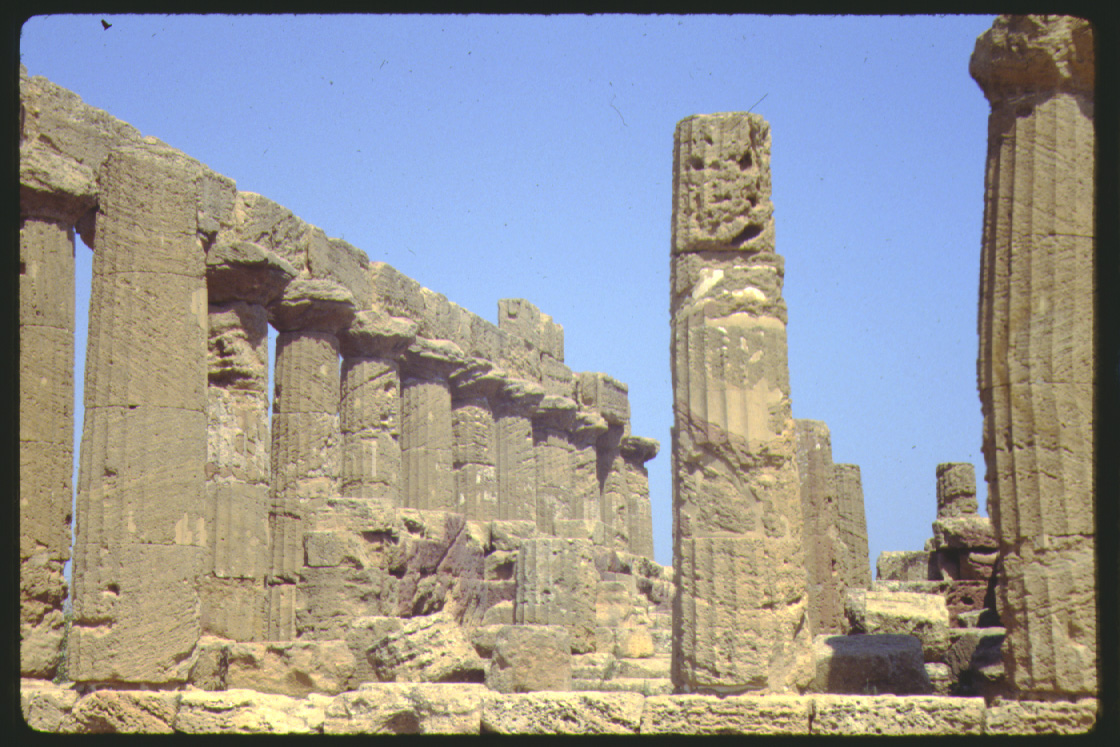 Greek Temples Are The Most Famous Part Of Greek Architecture They